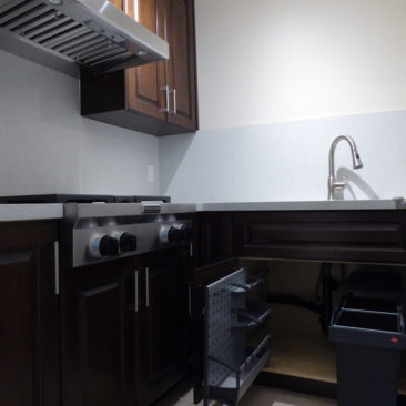 Custom Kitchen Cabinets – House