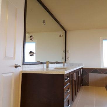 Custom Mirror Cabinet  – Richmond House