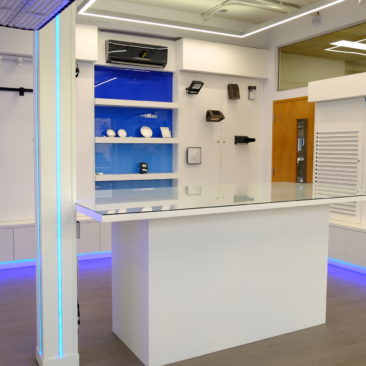 Commercial LED Cabinets