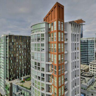 Metropolitan Towers, Downtown Vanouver