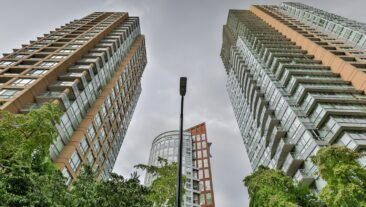 Two high rise - Renew 200 units cabinet